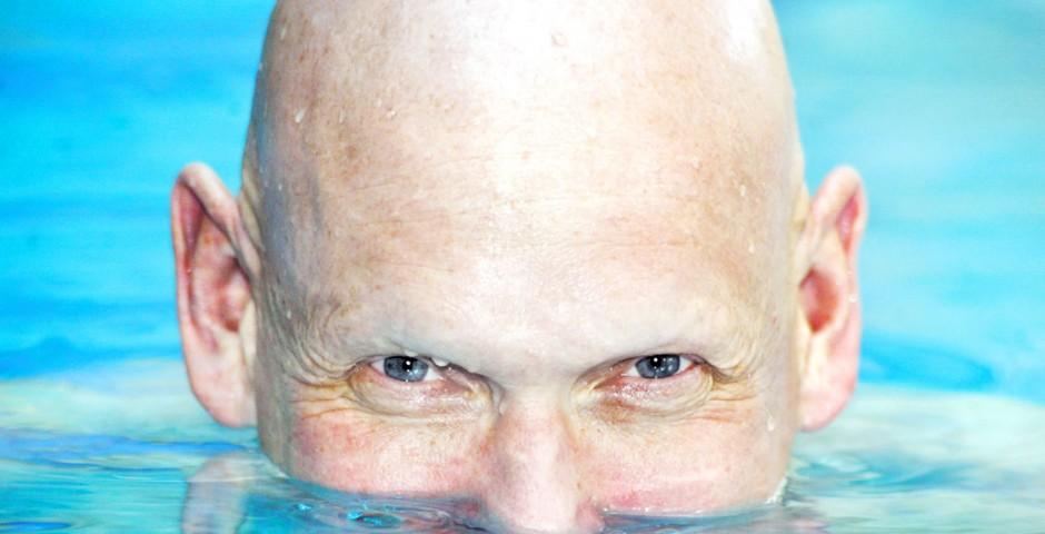 Oylimpic swimmer Duncan Goodhew