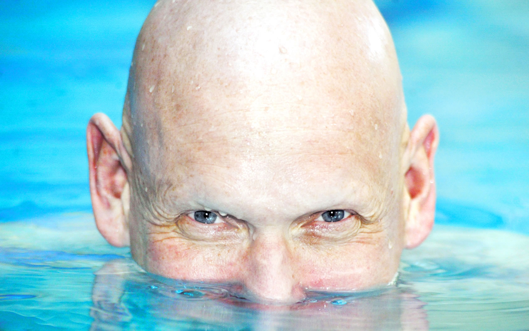 Oylimpic swimmer Duncan Goodhew