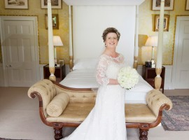 Wedding at Broughton Hall