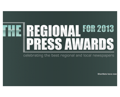 Press Awards 2013
