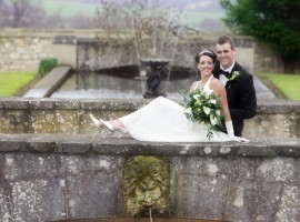 Wedding at Hazlewood Castle