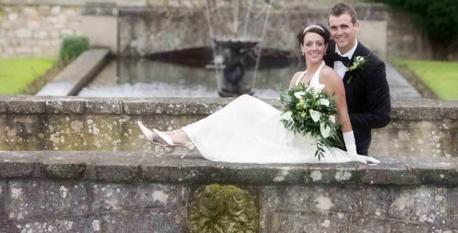 Wedding at Hazlewood Castle